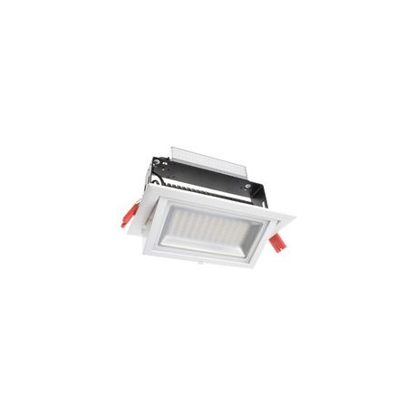 DOWNLIGHT RECTANGULAIRE 6000K