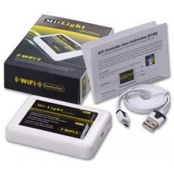 2,4G Wi-Fi contrôleur de LED RGB pour lampe ampoule LED série Mi-Light