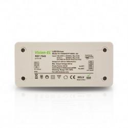 Alimentation éléctronique pour-led-42w-dimmable-1-10v